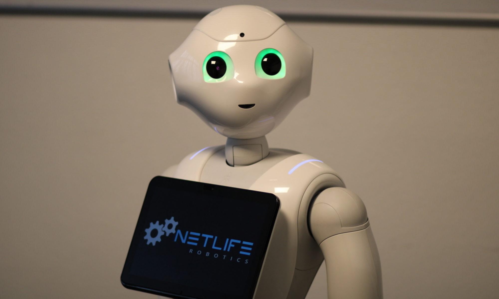 NETLIFE ROBOTICS