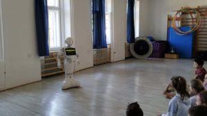 Future School robottal